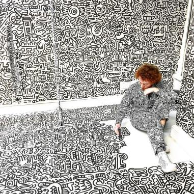 Doodled into Doodleland