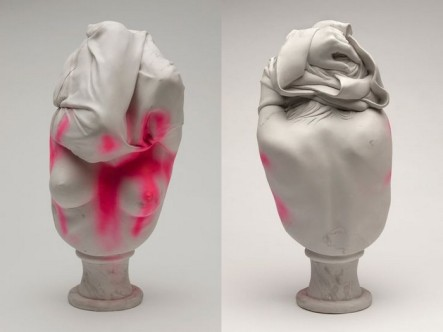 Contemporary-sculptures-by-Christina-West-artists-I-Lobo-you3